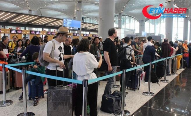 İstanbul Havalimanı bayramda 1 milyon 776 bin 965 yolcu ağırladı