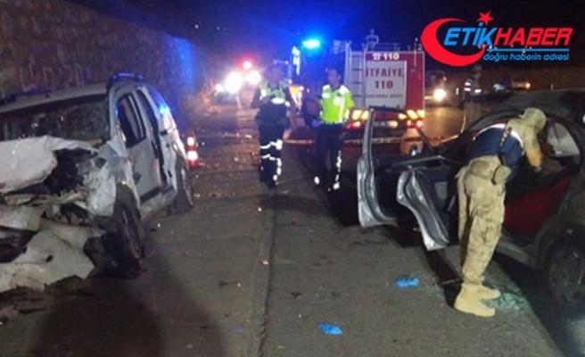 İzine giden Uzman Çavuş ve arkadaşı trafik kazasında öldü