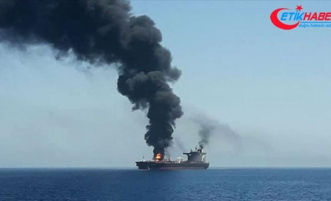 """İran'dan """"tankerin serbest bırakılması için güvence vermedik"""" açıklaması"""