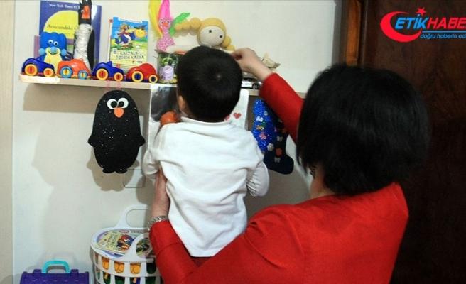 Koruyucu aileler 6 bin 801 çocuğun 'sıcak yuvası' oldu