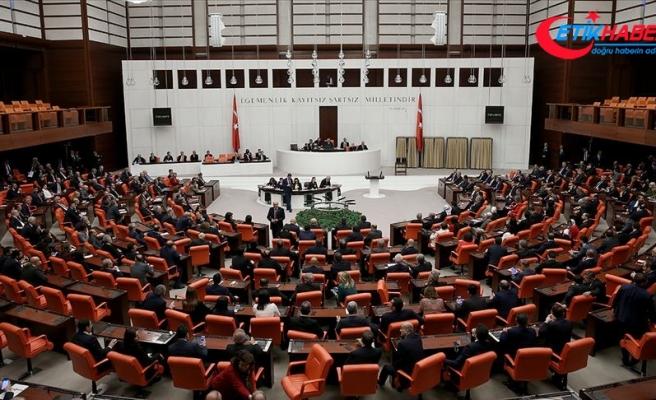 Meclis sporda şiddet ile tapu ve imar kanununda değişikliği görüşecek