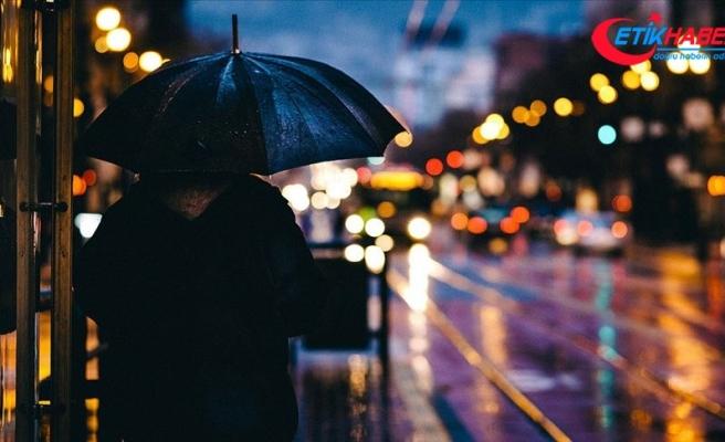 Meteorolojiden yurt genelinde sağanak uyarısı