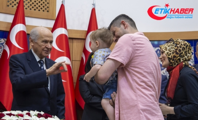 MHP Lideri Bahçeli: Oylar çalınmıştır, millet iradesi çalınan oylarına kavuşacaktır