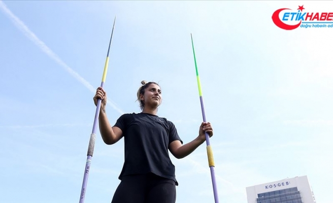 Milli atlet Eda Tuğsuz: Çalışmaların meyvesini Tokyo'da alacağız