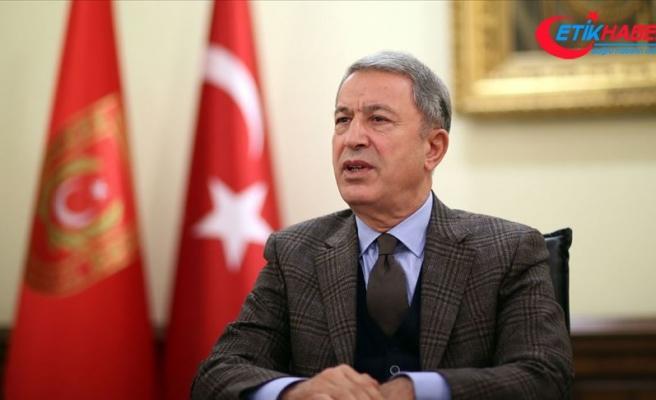 Milli Savunma Bakanı Akar: Kara Kuvvetlerimiz küresel barış ve istikrara katkı sağlamaktadır