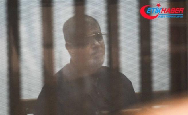 Mısır 'Mursi'ye yönelik tıbbi ihmal' suçlamasını reddetti