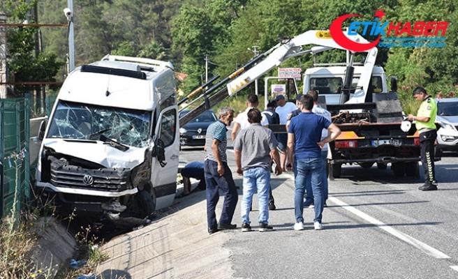 Muğla'da feci kaza! Çok sayıda yaralı