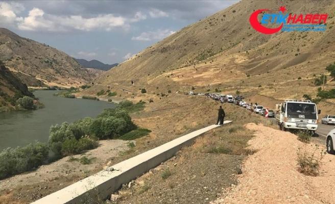 Murat Nehri'nde kaybolan askerin cenazesi bulundu