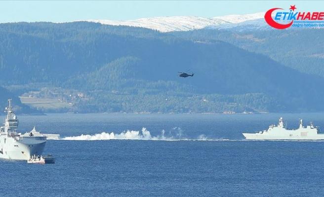 NATO üyelerinden Baltık Denizi'nde dev tatbikat