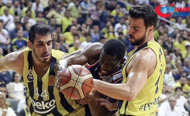 Potada Fenerbahçe Beko'ya 2 maç ceza