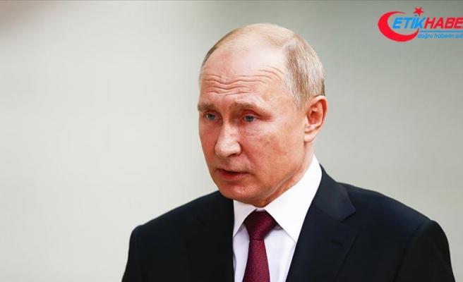 Putin: Geçen yıl Türkiye ve Rusya ikili ticaret hacmi yüzde 15 arttı