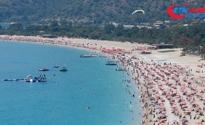 Antalya turist sayısı 8 milyonu aştı
