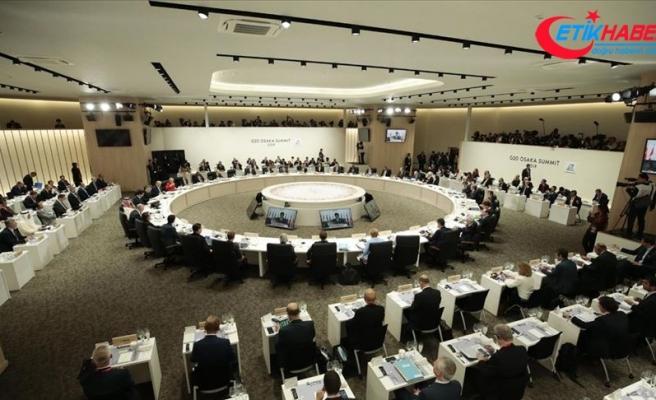 Rusya, Çin ve Hindistan'dan 'tek taraflılığa' karşı ortak tavır