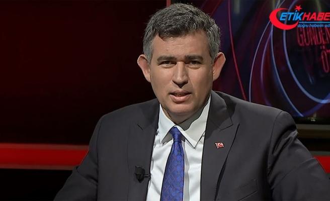 'S-400 Türkiye için bir egemenlik sorunu haline gelmiştir'