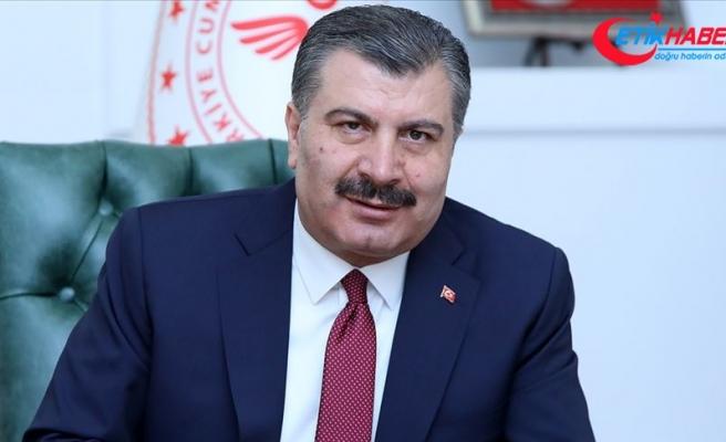 Sağlık Bakanı Koca: Bedelsiz verilen herhangi bir tahsis söz konusu değil