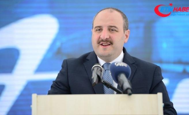 Sanayi ve Teknoloji Bakanı Varank: Biz bu hedefe baş koyduk