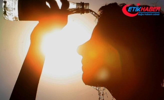 Sıcaklar yüzünden 2 günde 78 ölüm