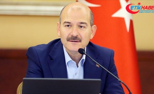 Soylu'dan Karamollaoğlu'na pasaport verilmediği iddialarına yanıt