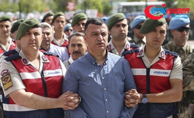 Sözde 'yurtta sulh konseyi' üyesi Gürcan'a 141 kez ağırlaştırılmış müebbet