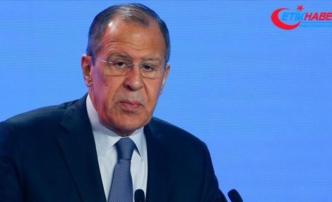 'Suriye ve Venezuela sorunlarının diyalogla çözülmesi gerekiyor'