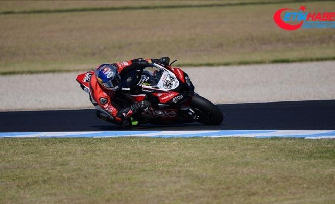 Toprak Razgatlıoğlu İspanya'da ikinci yarışı 3. bitirdi