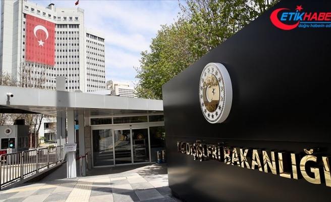 Türkiye'den Irak'a 'PKK' tepkisi