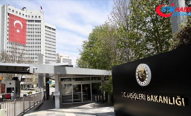 Türkiye'den Tunus'taki terör saldırılarına kınama