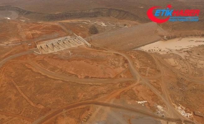 Türkiye'nin Cibuti'de inşa ettiği dostluk barajı tamamlandı