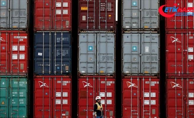 Türkiye, nisanda AB ile 827,7 milyon avro ticaret fazlası verdi
