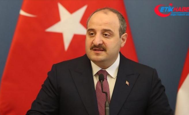 '127 araştırmacı Türkiye'nin başarı hikayesinin parçası olmaya hak kazandı'