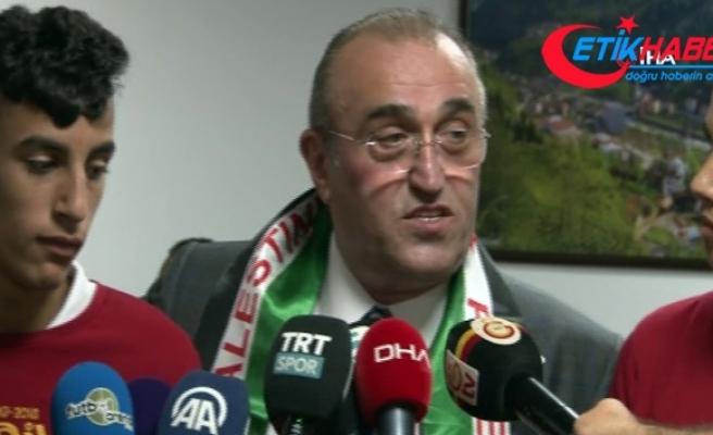 Abdurrahim Albayrak: 'Birazdan Emre Mor ile ilgili KAP açıklaması yapacağız'