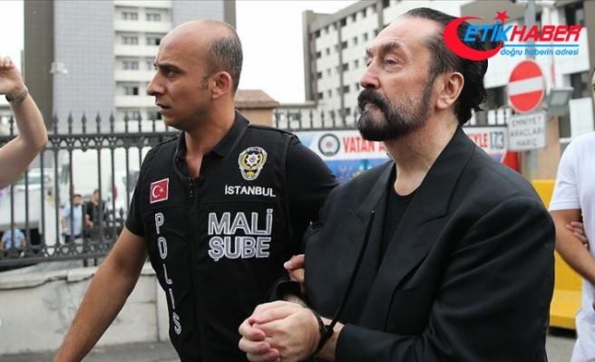 'Adnan Oktar örgütüne yönelik soruşturmayı FETÖ sonlandırdı'
