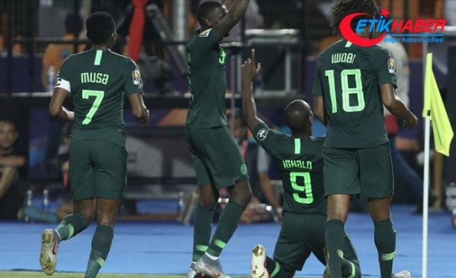 Afrika Uluslar Kupası'nda üçüncülük maçını Nijerya kazandı