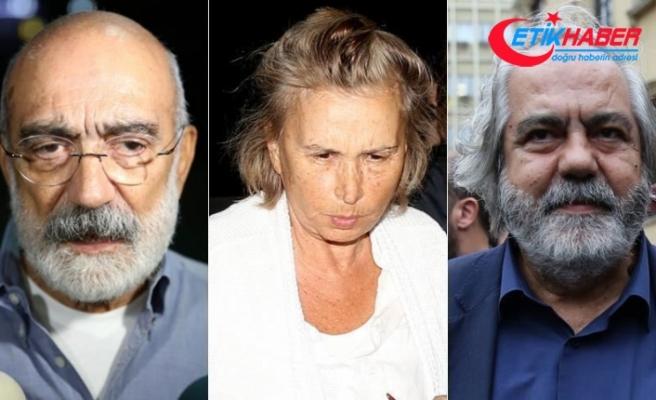 Ahmet ve Mehmet Altan ile Nazlı Ilıcak yeniden hakim karşısına çıkacak