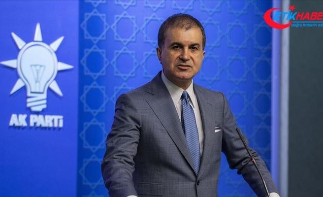 AK Parti Sözcüsü Çelik: Vatandaşlarımızın derhal serbest bırakılmasını bekliyoruz
