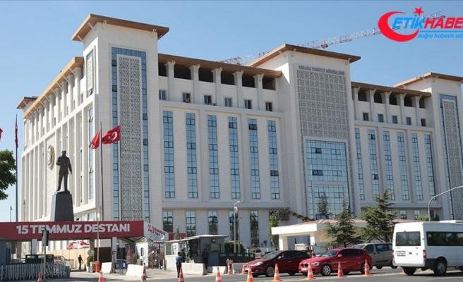 Ankara Emniyet Müdürlüğü binasının yapımı tamamlandı
