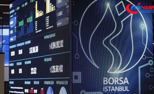 Borsa 100 bin puan sınırına dayandı