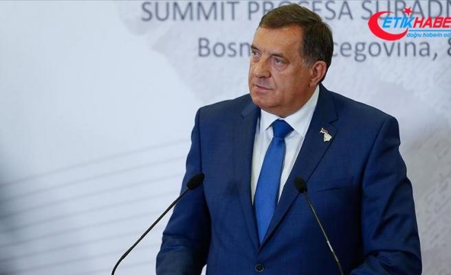 Bosnalı lider Dodik'ten 'FETÖ' açıklaması