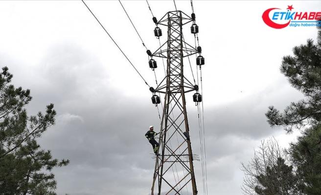Bursa il geneline elektrik verilemiyor