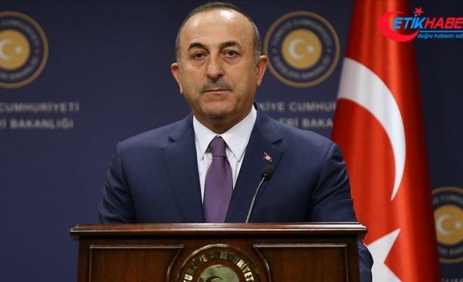 Dışişleri Bakanı Çavuşoğlu: AB'nin bize yönelik attığı adım ters teper