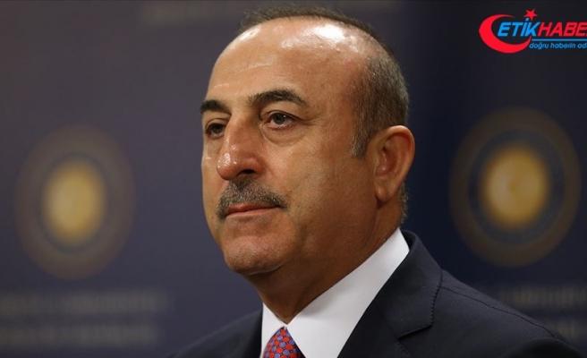 Dışişleri Bakanı Çavuşoğlu: Rusya'nın rejimi kontrol altında tutması gerekiyor