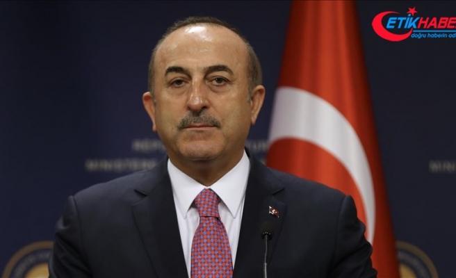 Dışişleri Bakanı Çavuşoğlu: Srebrenitsa ile ilgili Avrupa Konseyi'nde anma töreni düzenleyeceğiz
