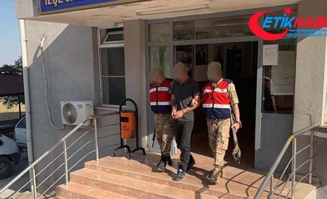 Diyarbakır'da 5 ayrı suçtan aranan terörist tutuklandı