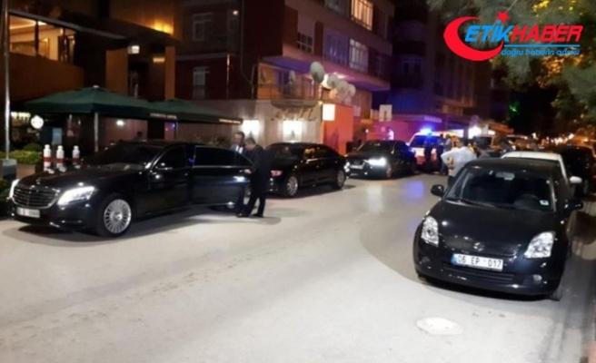 Emekli albay müsteşarı vurup intihar etti