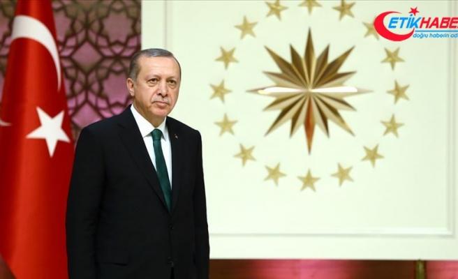 Erdoğan, Antalya'nın kurtuluş yıl dönümünü kutladı