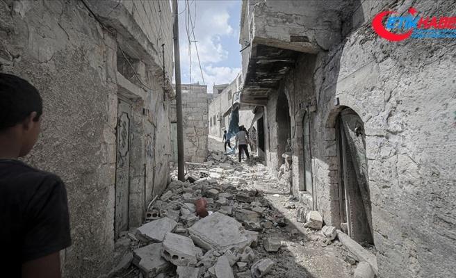 Esed rejimi ve Rusya'dan İdlib'e hava saldırısı: 11 sivil ölü