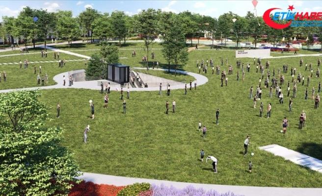 'Eskişehir Millet Bahçesi Projesi'nde yapılaşma planlanmadı'