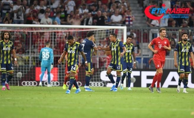 Fenerbahçe Audi Kupası'nda Bayern Münih'e yenildi
