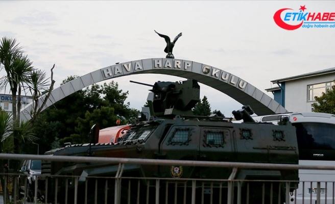 Hava Harp Okulu davasında 41 ağırlaştırılmış müebbet hapis cezası istemi