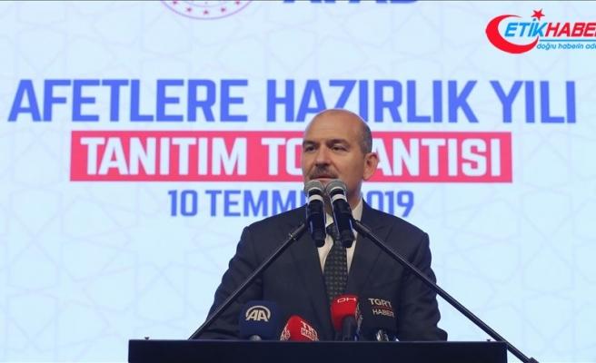 İçişleri Bakanı Soylu: 6 stratejik adım belirledik ve hepsinin startını veriyoruz